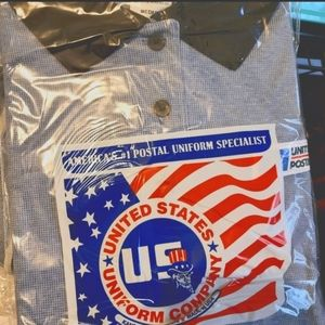 USPS uniform top